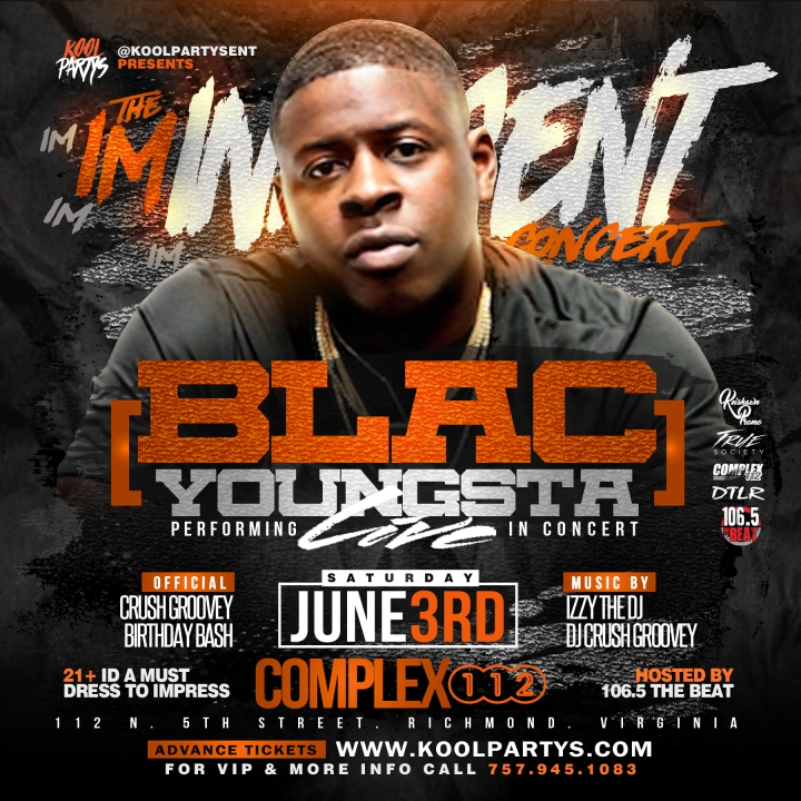 BLAC YOUNGSTA IM INNOCENT